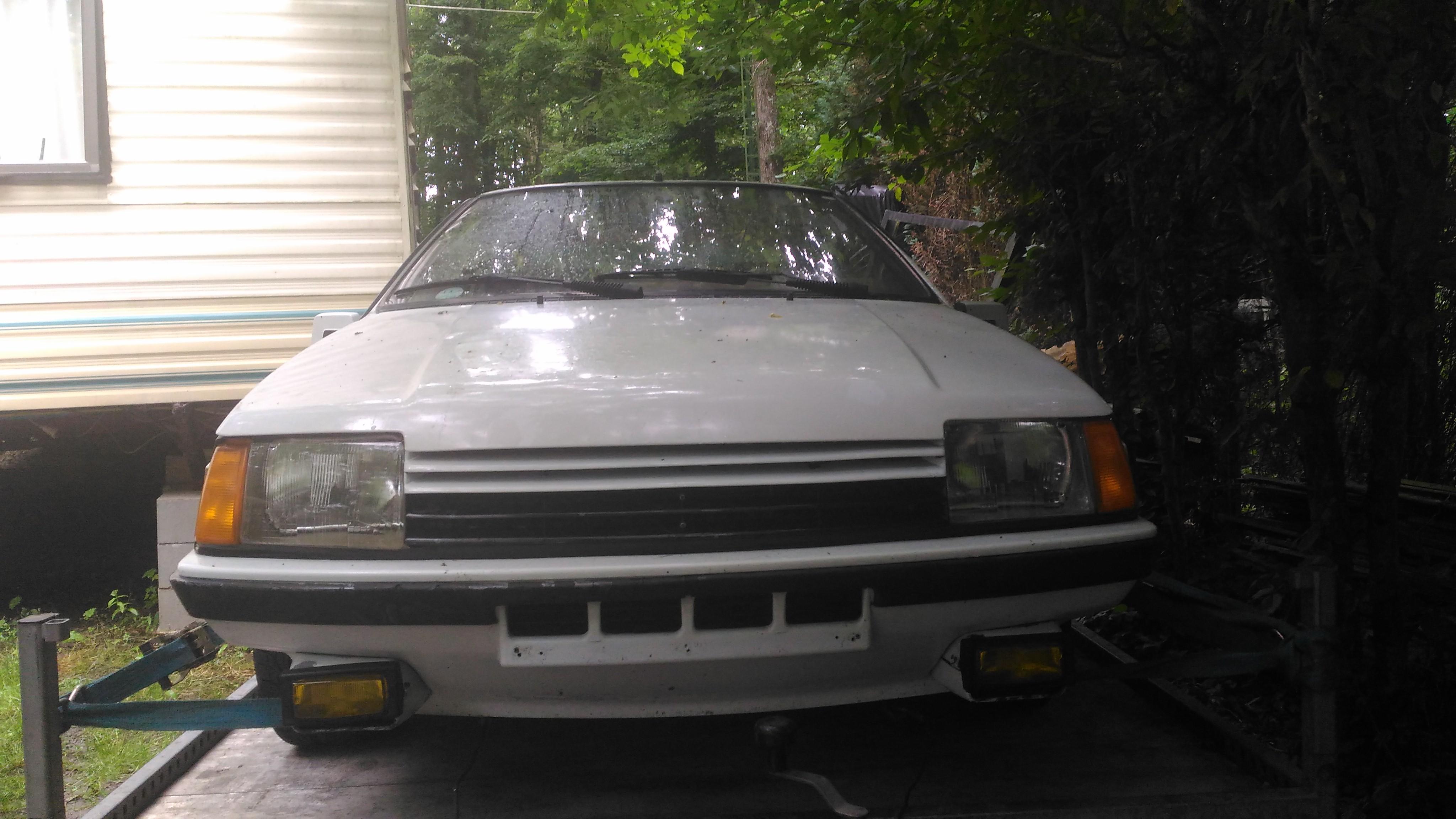 RENAULT FUEGO GTL serie speciale 1743 cc
