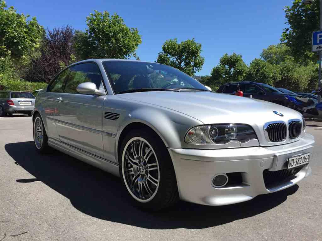 BMW M3E46 pour passionné ou collectionneur
