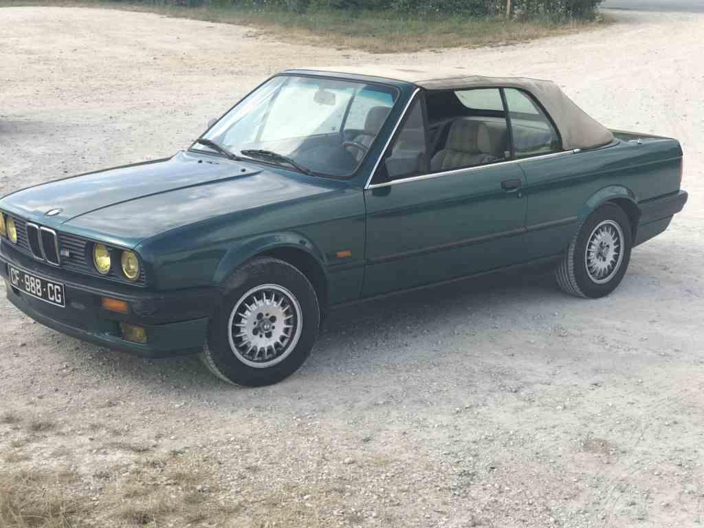 BMW E 30 CABRIOLET 318