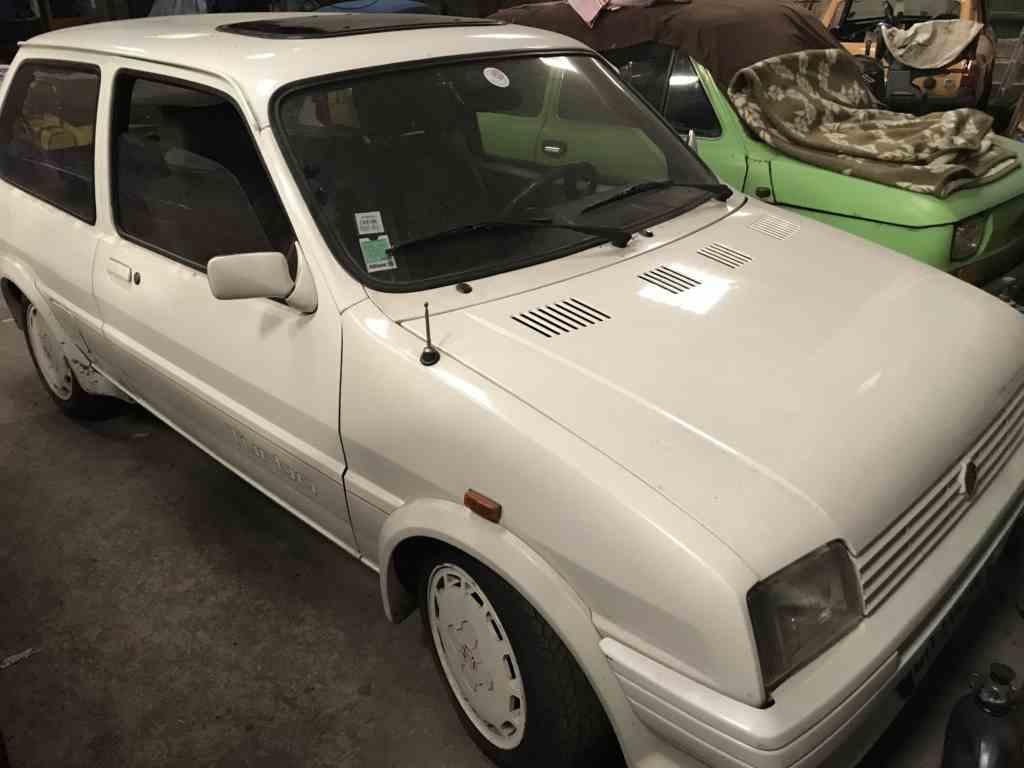 MG Métro turbo 1987 a vendre