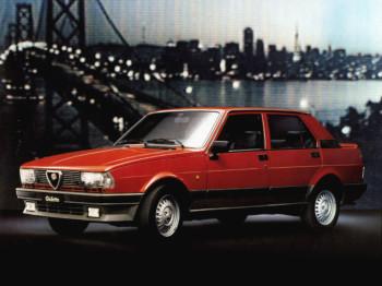Alfa Romeo Giulietta 2 litres