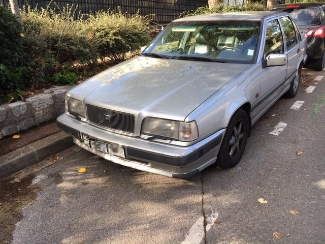 Vente VOLVO 850 essence 1992