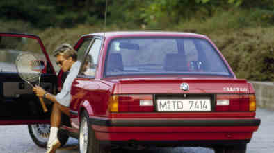 BMW 318 is E30