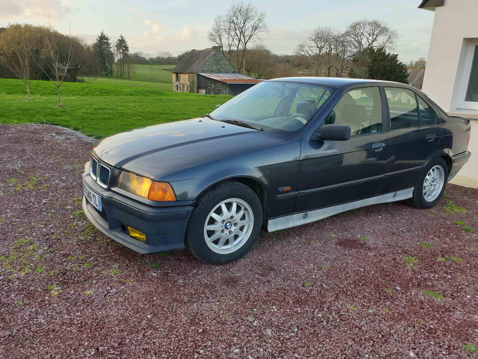 BMW 325TD