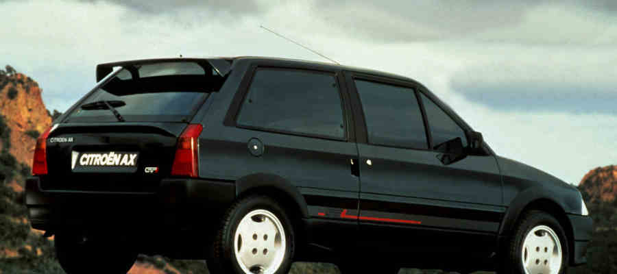 Citroën AX GTI