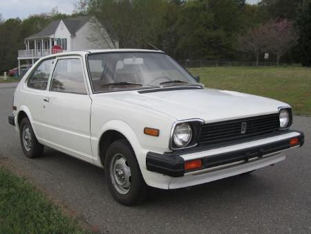 Honda Civic mk2 SL33