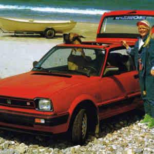 Honda Civic S mk2