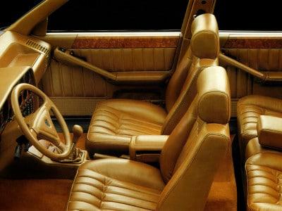 L'intérieur luxueux de la Lancia Thema 8.32