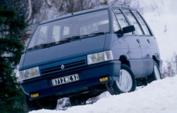 Renault Espace Quadra TXE et 2000-1