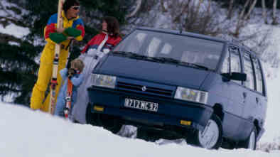 Renault Espace Quadra TXE