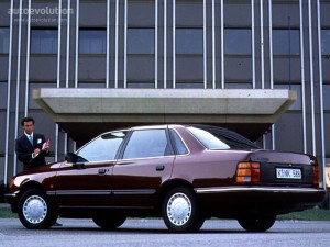 Ford Scorpio youngtimer