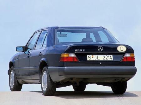 Mercedes 200 E W124