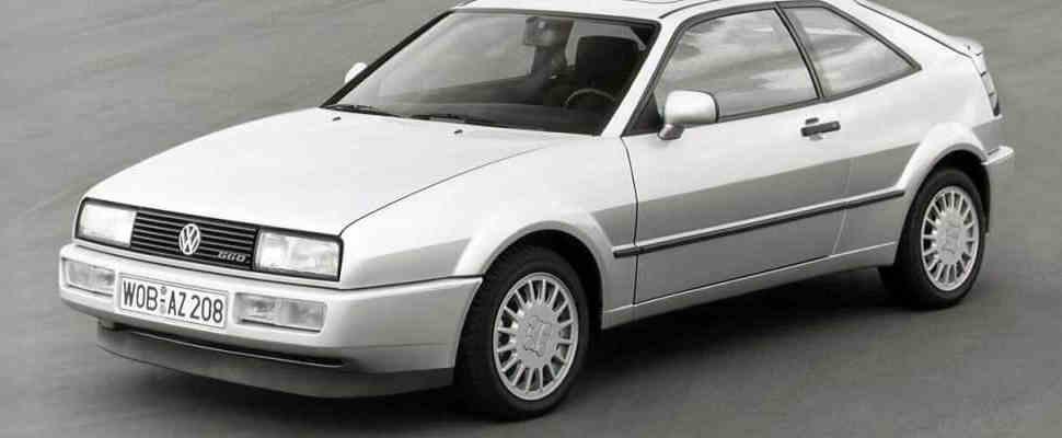 VW Corrado G60 youngtimer