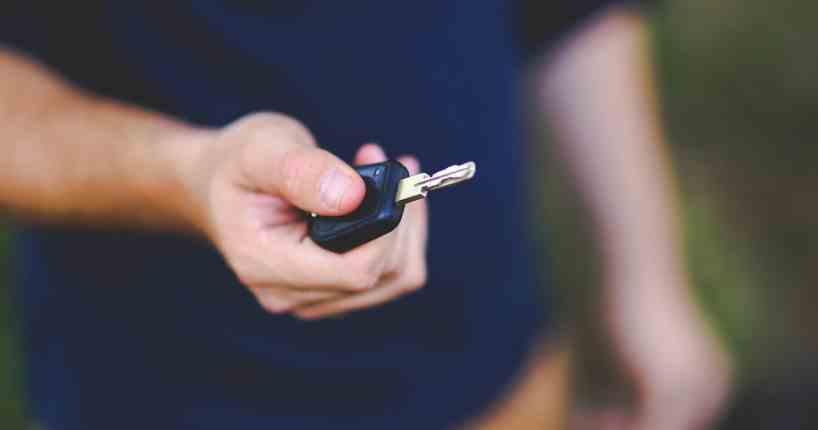 faire un double de clés de voiture